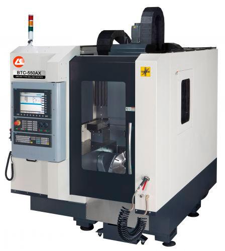 Fräsmaschine von LK BTC-550AX