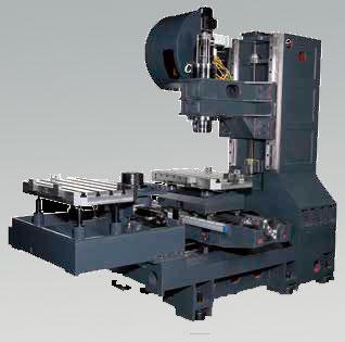 Fräsmaschine von LK MT-800-Korpus